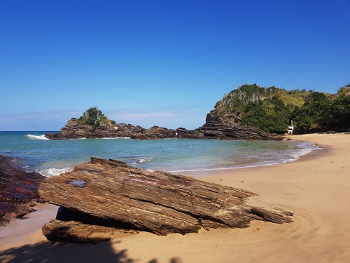 Praia da Ferradurunha