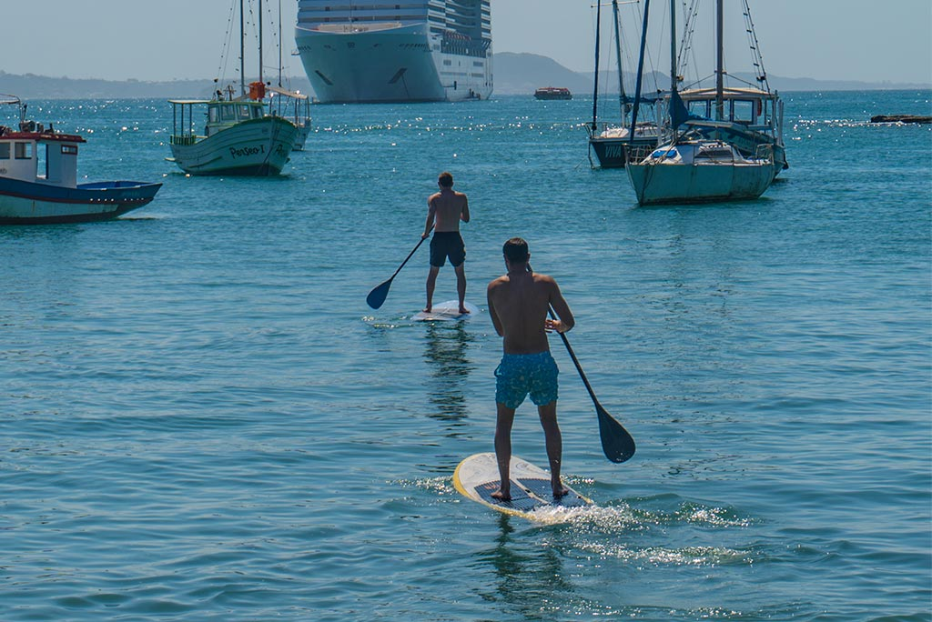 Mundial de Stand-Up Paddle 2018