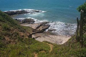 Praia das Virgens