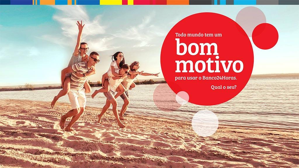 Banco24horas - Cem Braças