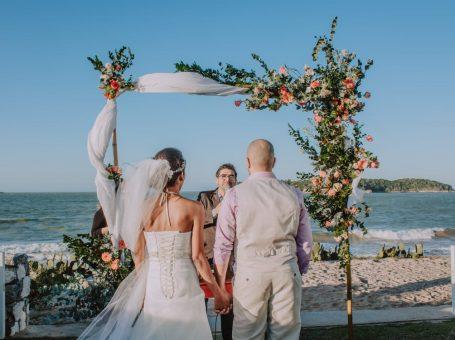 Celebrante de Casamentos em Búzios RJ Pr. Omar Zaracho