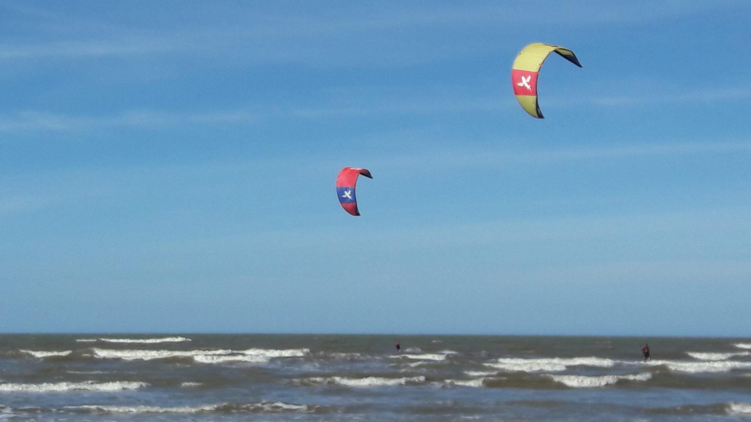 Kitesurf in Búzios