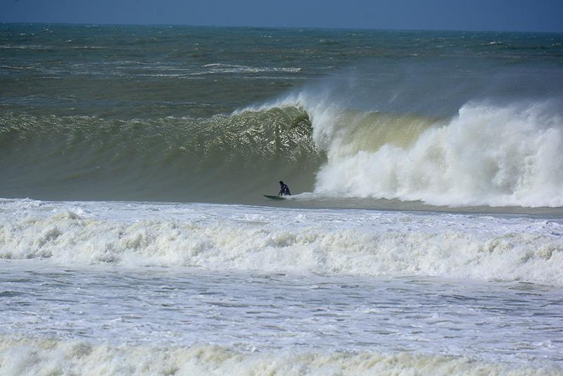 Surfando nas ondas da península